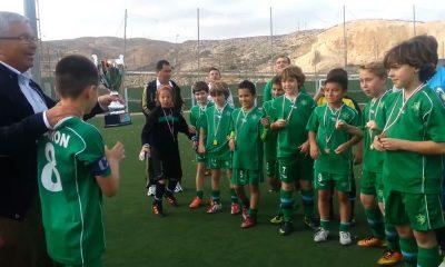 Alevín Campeones 2012-2013