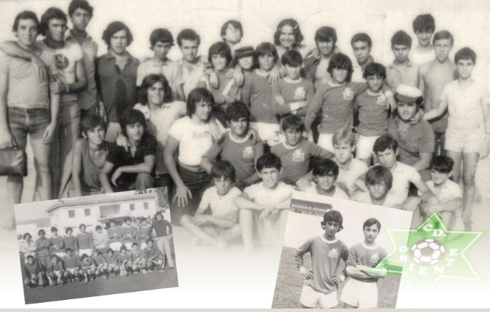 Año 1972, equipo y seguidores