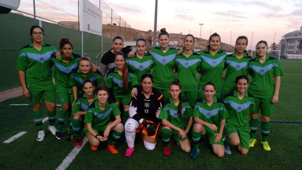 CD ORIENTE Senior Femenino  - TEMPORADA 2018/2019