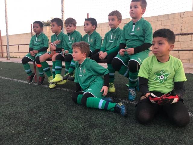 En el campo Rafael Andújar 2019-20